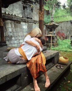 Healer in bali